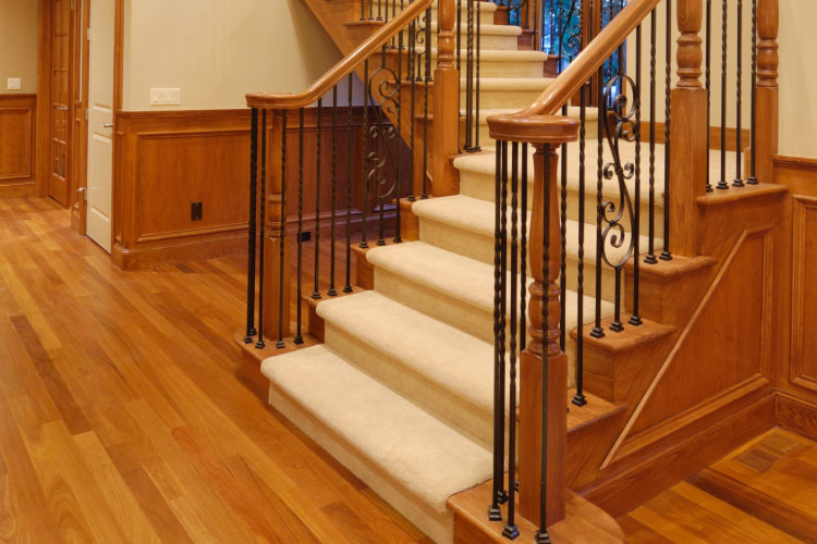 First Choice Stairway Carpet Solution